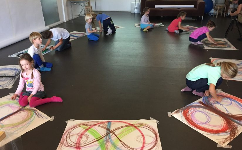 Art+Movement workshop 1