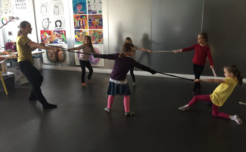 8. Dance in Art / Art in Dance