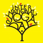Visual identity International Yoga Day The Hague, 2015