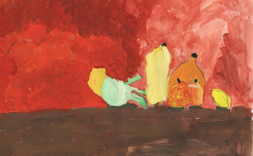 Kunst 4: Een stilleven observeren