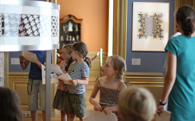 Art 6: Escher's museum visit