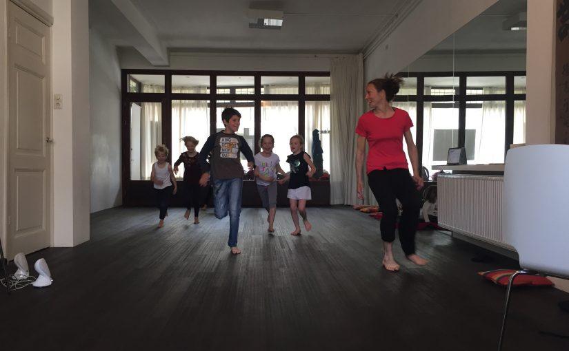 Dance 1: Lead/follow, action/rest, group/solo