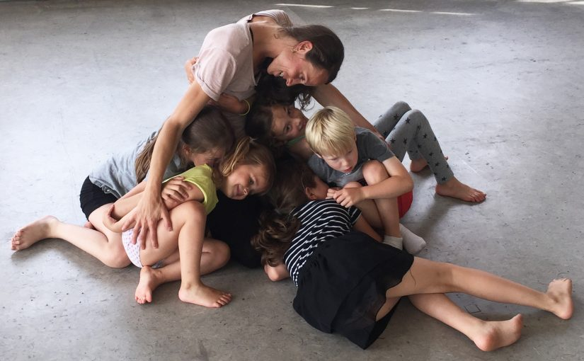 Dance 7: Bodily expression