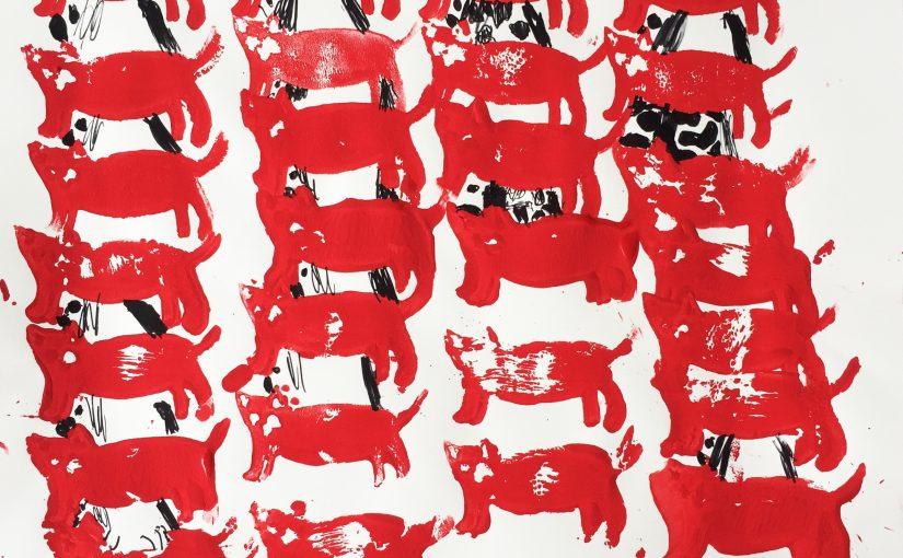 Art 8: Printing patterns