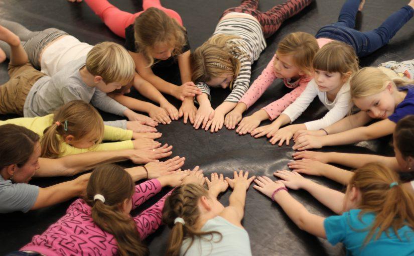 Dans 4: Handen en voeten
