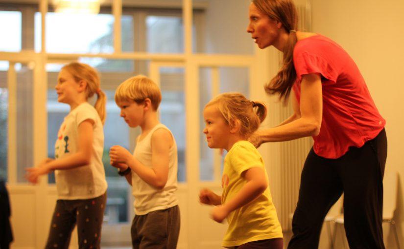 Dance 10: Open class