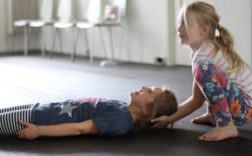 Dance 6: Head and Senses