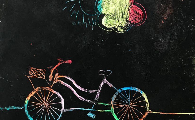 Kunst 3: De fiets