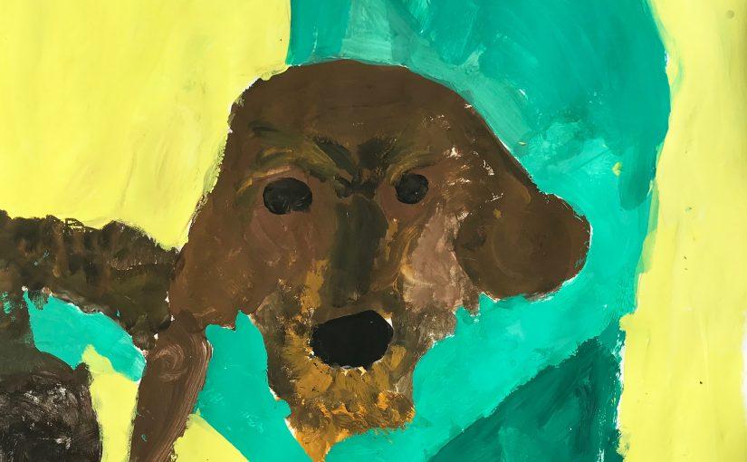 Kunst 5: Hondenliefde